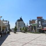 西小山駅前広場