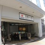 武蔵小山駅入口