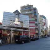 駅前のPALM商店街